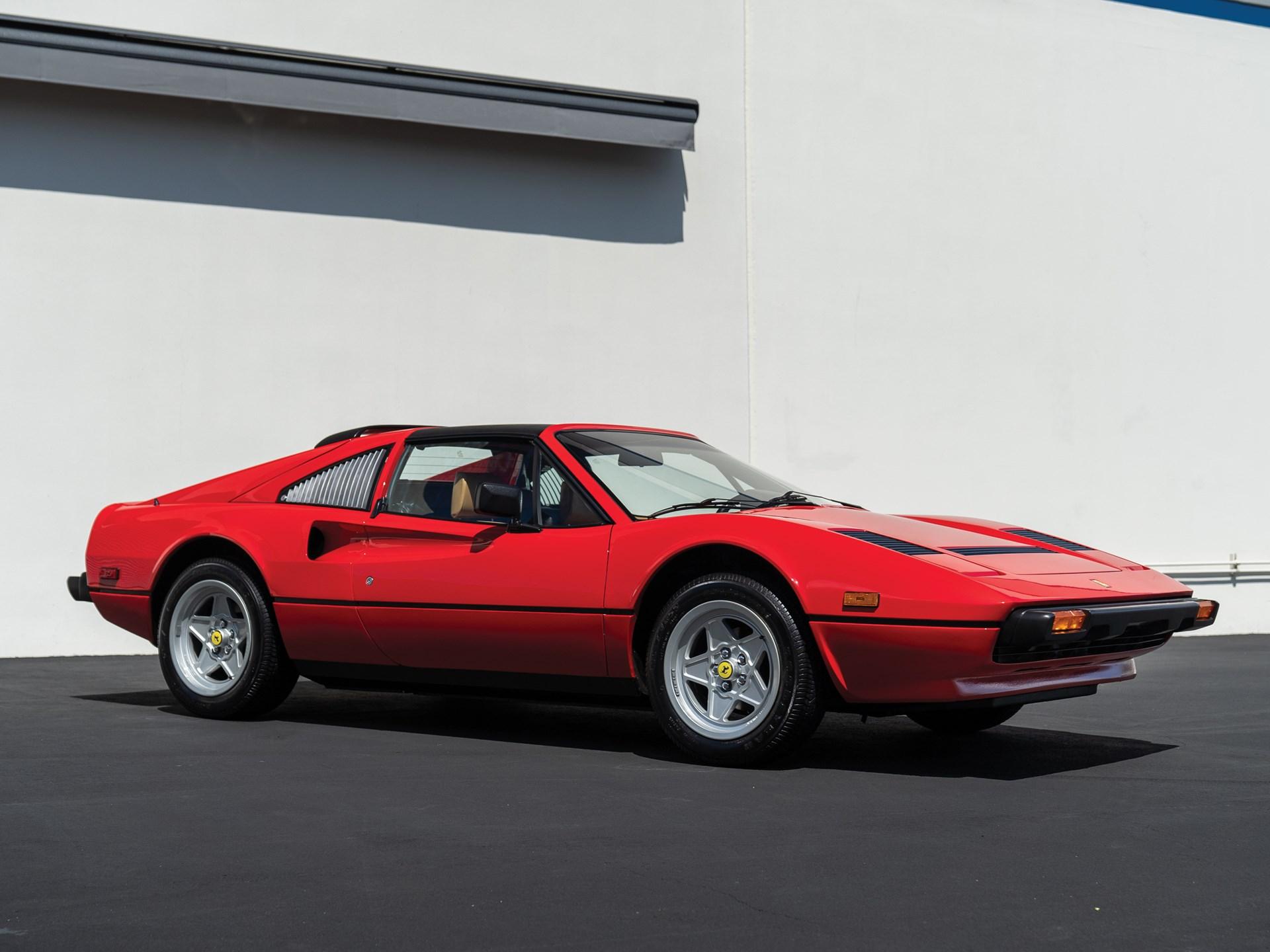 Ming Collection 1985 Ferrari 308 GTSi