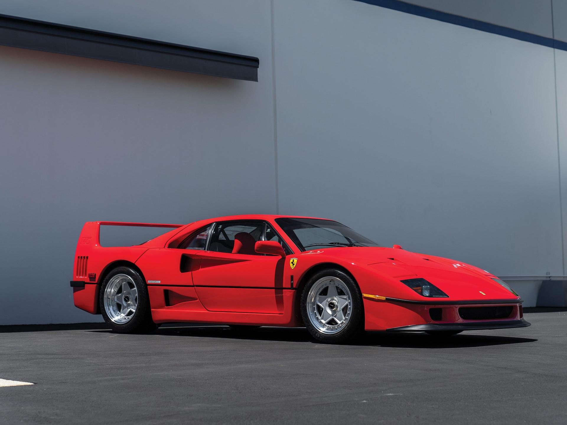 Ming Collection 1991 Ferrari F40