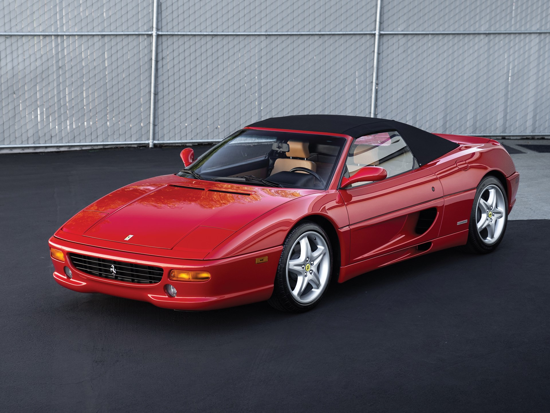 Ming Collection 1997 Ferrari F355 Spider