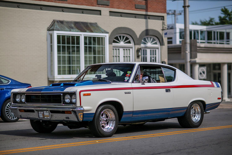 1970 American Motors Rebel Machine