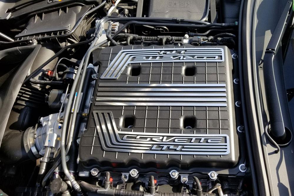 2019 Chevrolet C7 Corvette Z06 Engine