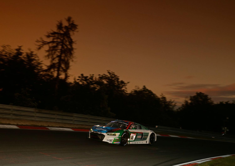 Audi R8 LMS #4