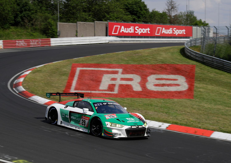 Audi R8 LMS #29