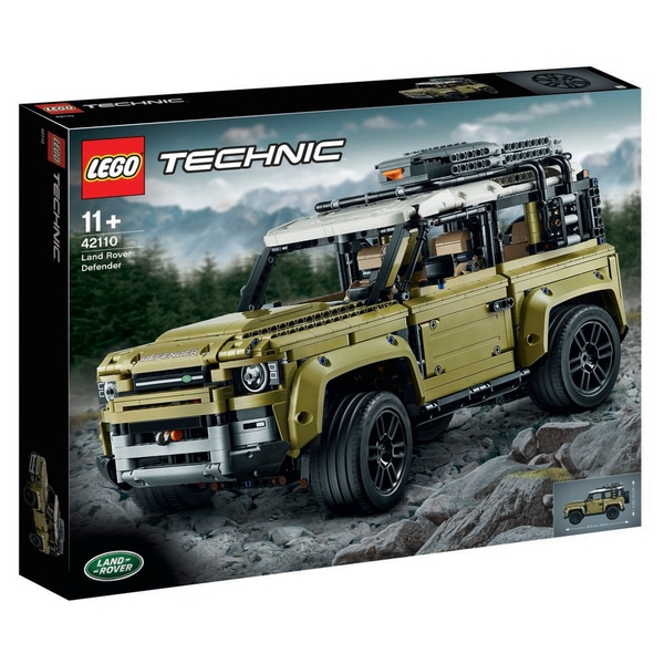 LEGO Technic Land Rover Defender Box
