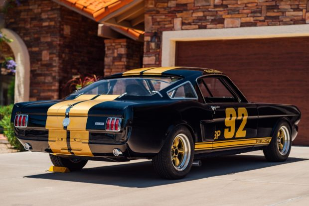 1966 Ford Shelby Mustang GT350H Race Car