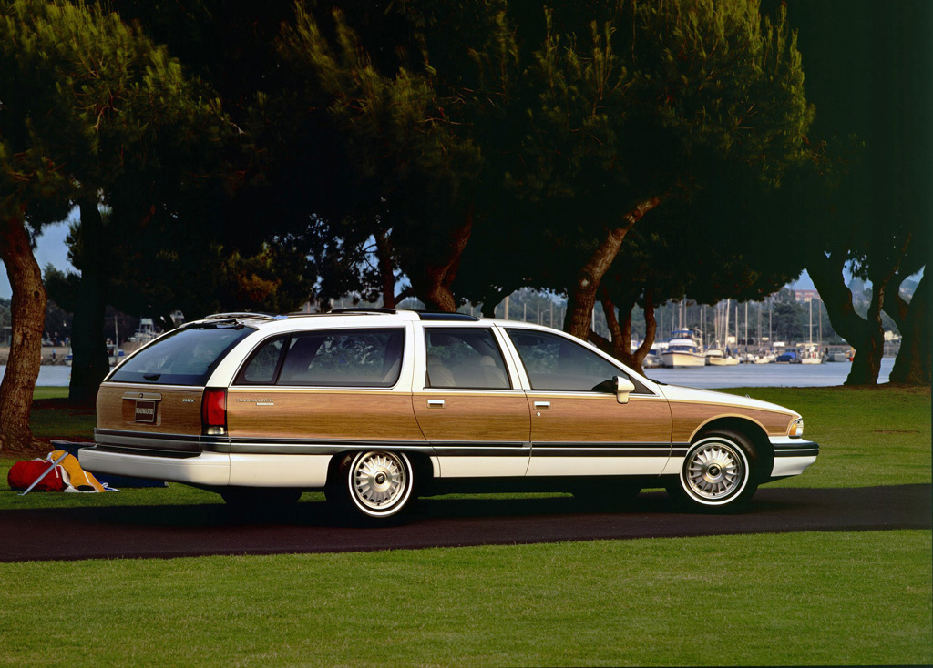 1991 Buick Roadmaster