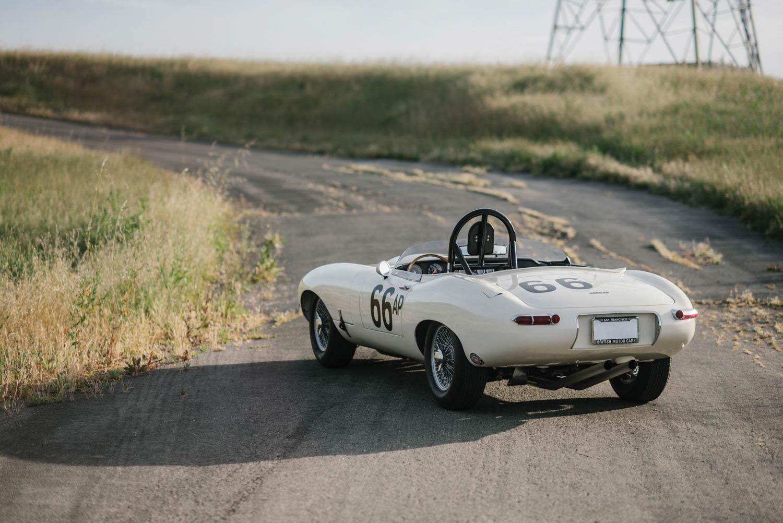1962 Jaguar E-Type Series 1 3.8-Litre Roadster SCCA A-Production