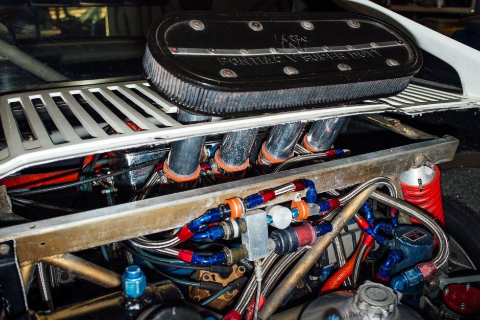 1985 Pontiac Fiero Huffaker IMSA Race Car