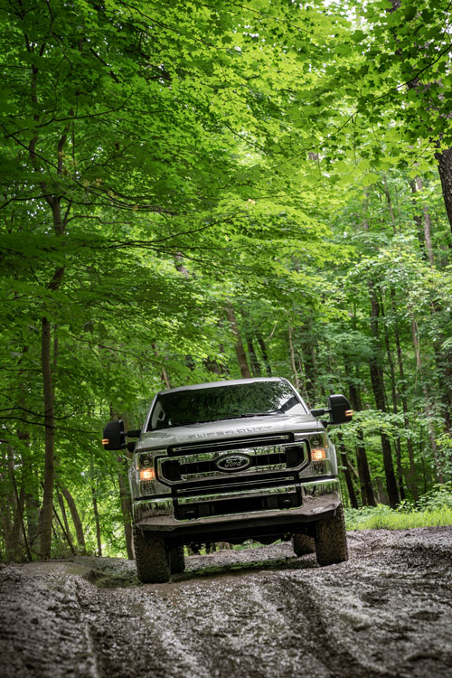 2020 Ford Super Duty Tremor