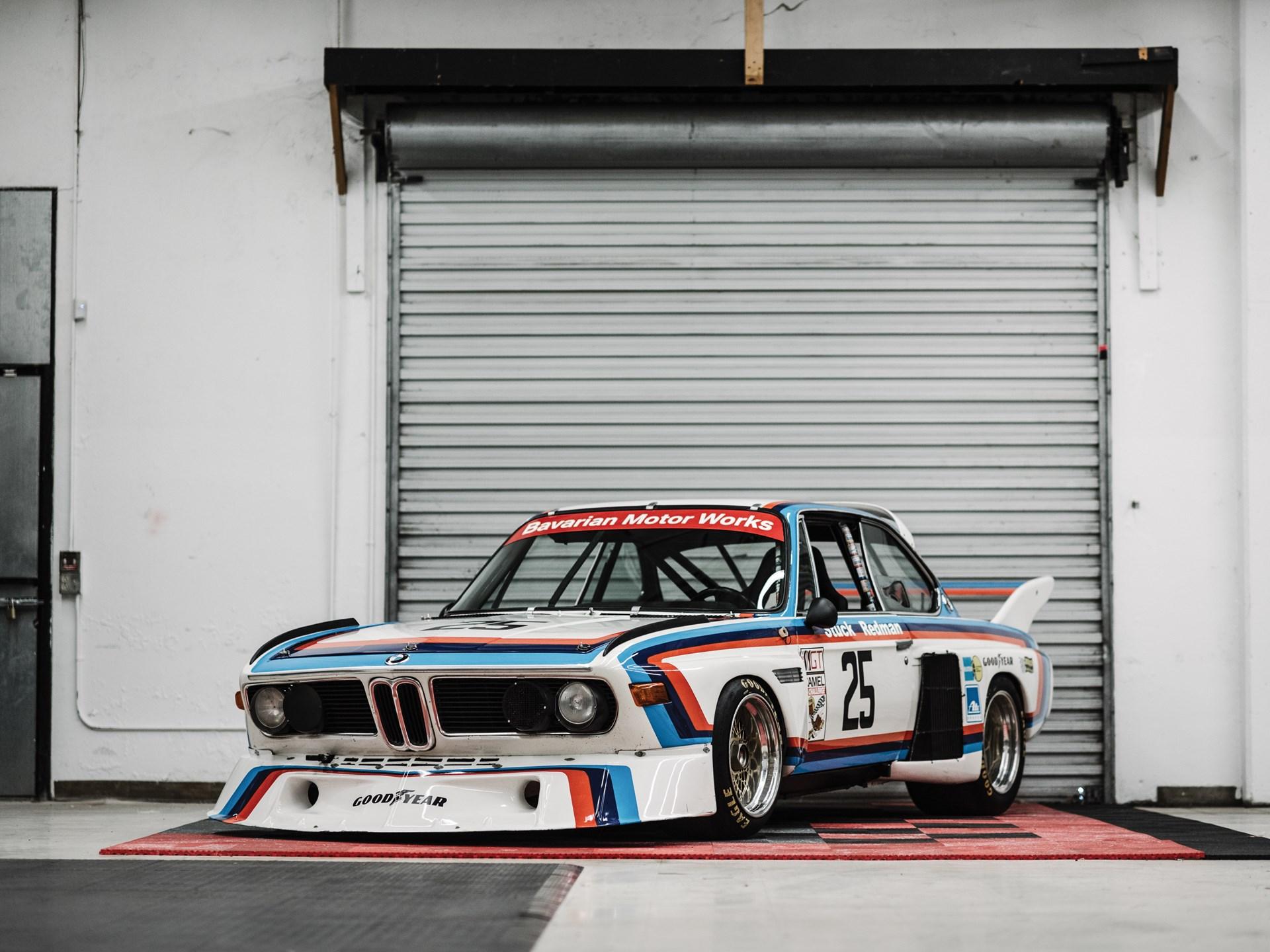 1974 BMW 3.5 CSL IMSA