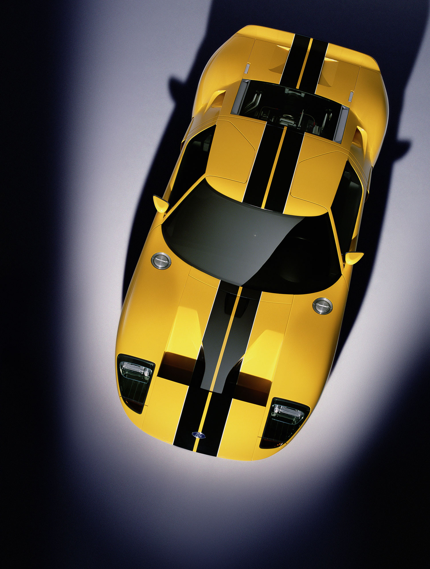 2002 Ford GT40 Concept Car