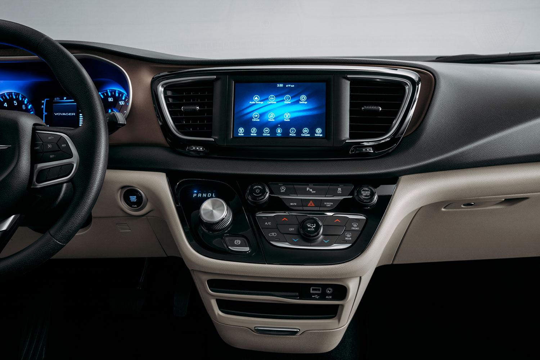 2020 Chrysler Voyager Interior