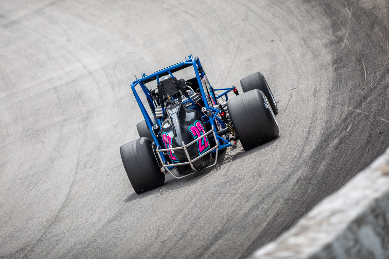 Winchester Speedway Steep