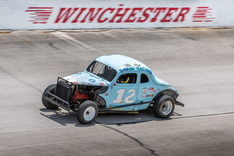Winchester Speedway Vintage