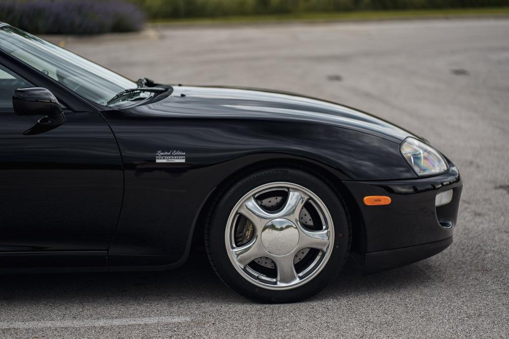 1997 Toyota Supra Anniversary Edition wheel