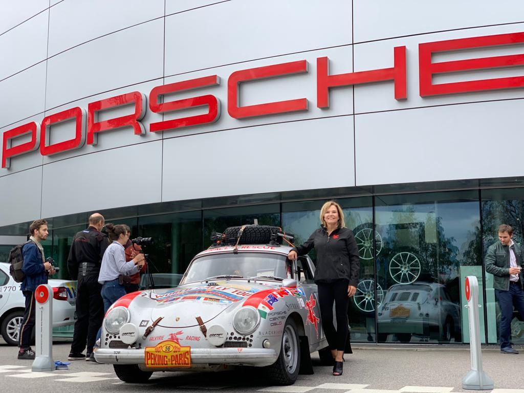 Brinkerhoff 1956 Porsche 356