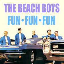 Beach Boys Fun Fun Fun Album