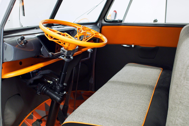 Volkswagen Type 20 Concept Vehicle Interior