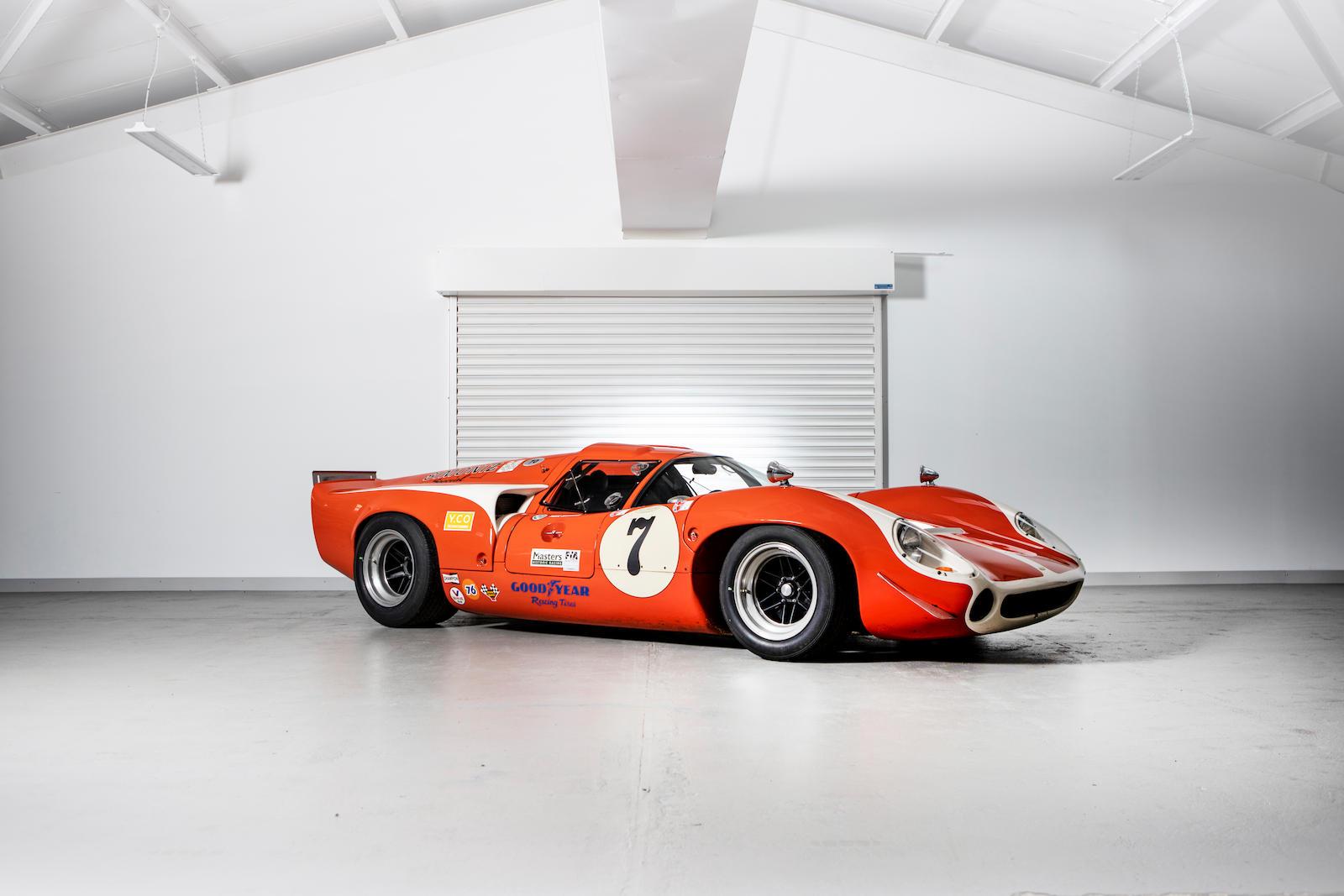 1968 Lola T70 Mk III