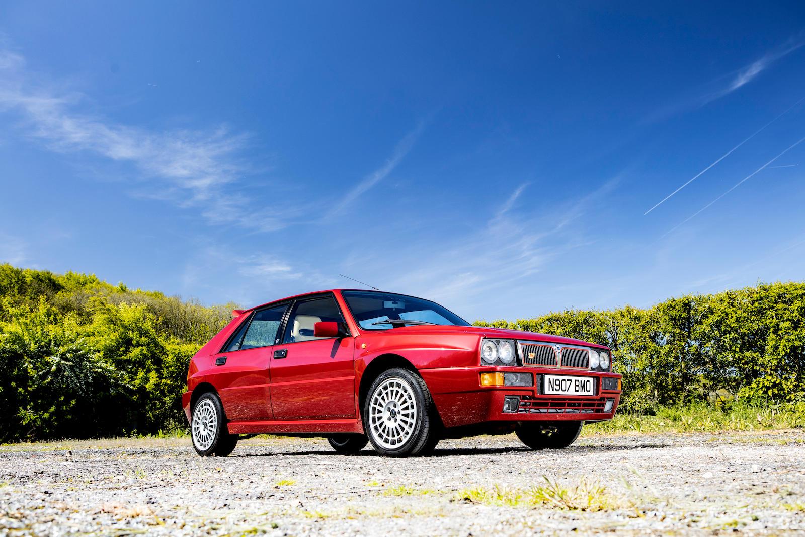 "1995 Lancia Delta Integrale ""Dealer Model"""
