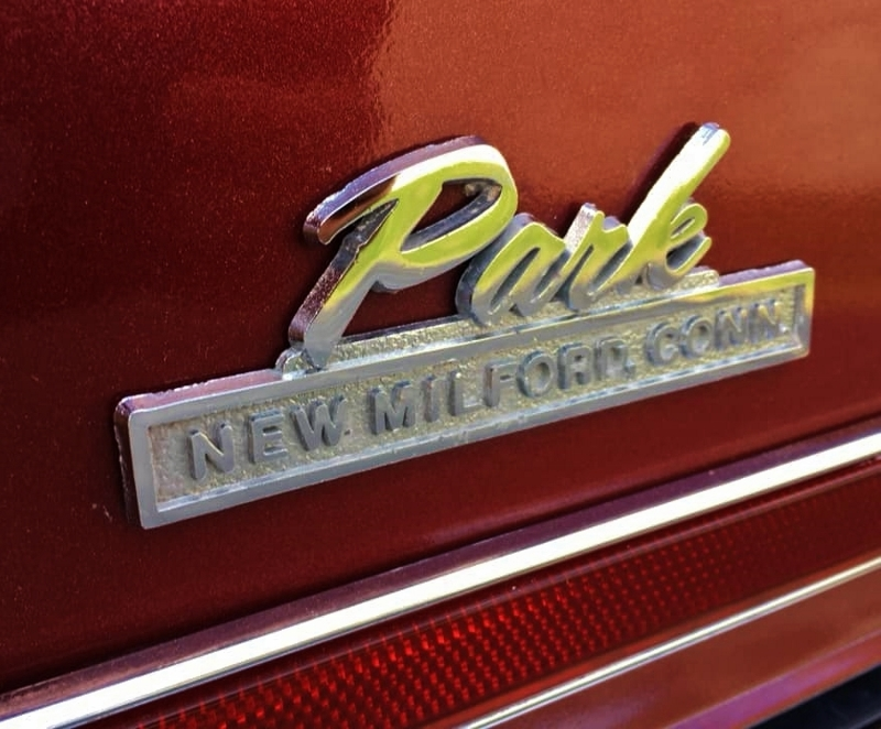 1987 Cadillac badges