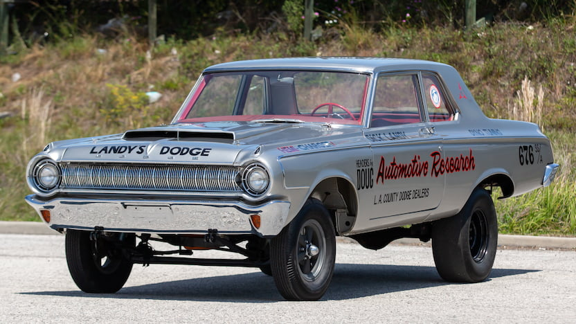 1964 Dodge Hemi Charger Dick Landy
