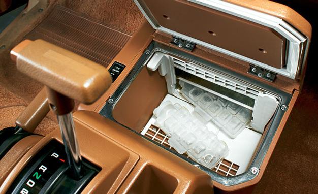1984 Toyota Van icemaker