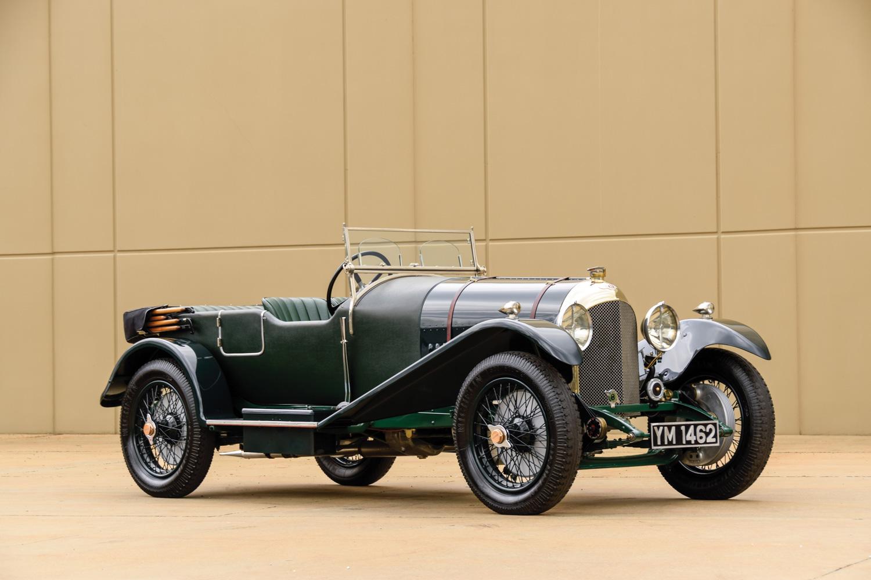 1925 Bentley 3-Litre Speed Model Tourer