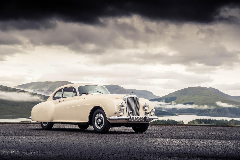 1950s Bentley Continental