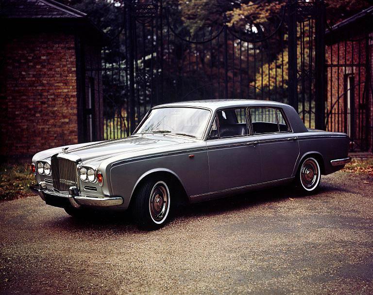 1965 Bentley T1 saloon