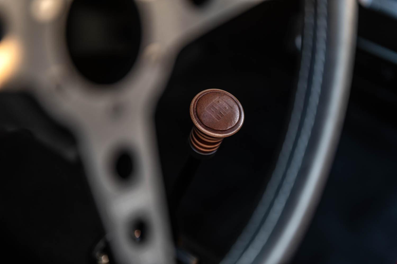Emory Porsche 911K shifter knob