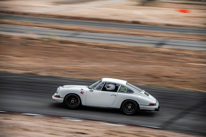 Emory Porsche 911K profile