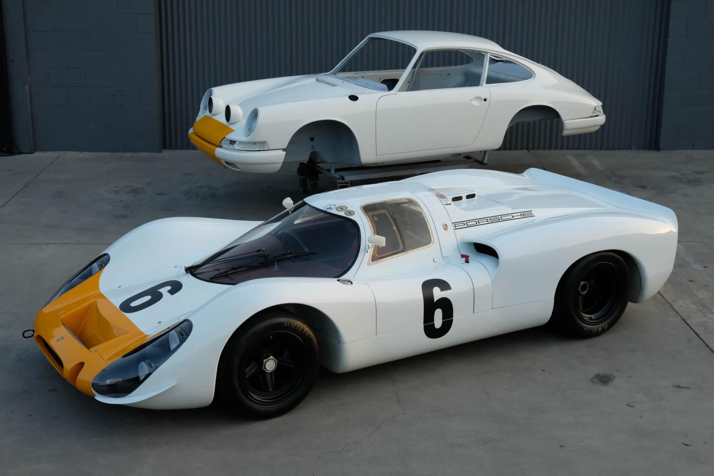 Emory Porsche 911K