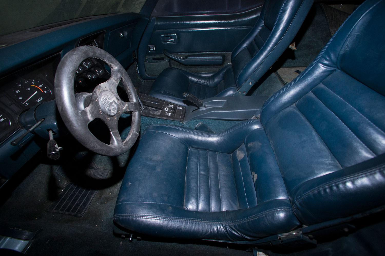1982 Corvette Peter Max Collection