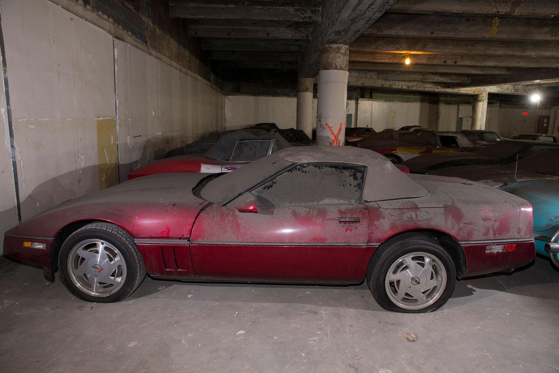 1989 Corvette Peter Max Collection