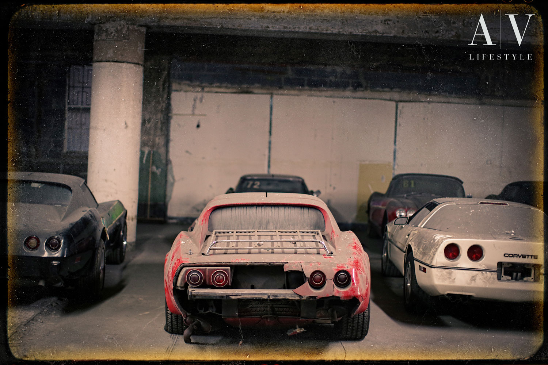 Corvette Peter Max Collection
