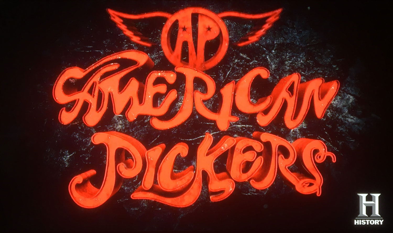 American pickers logo