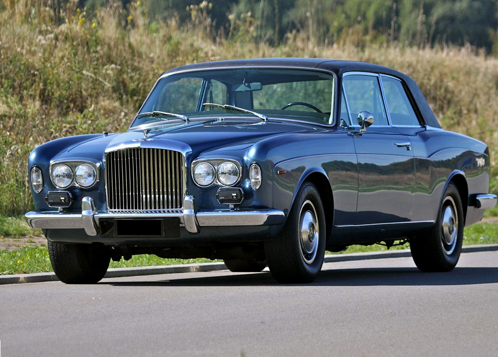1971 Bentley Corniche