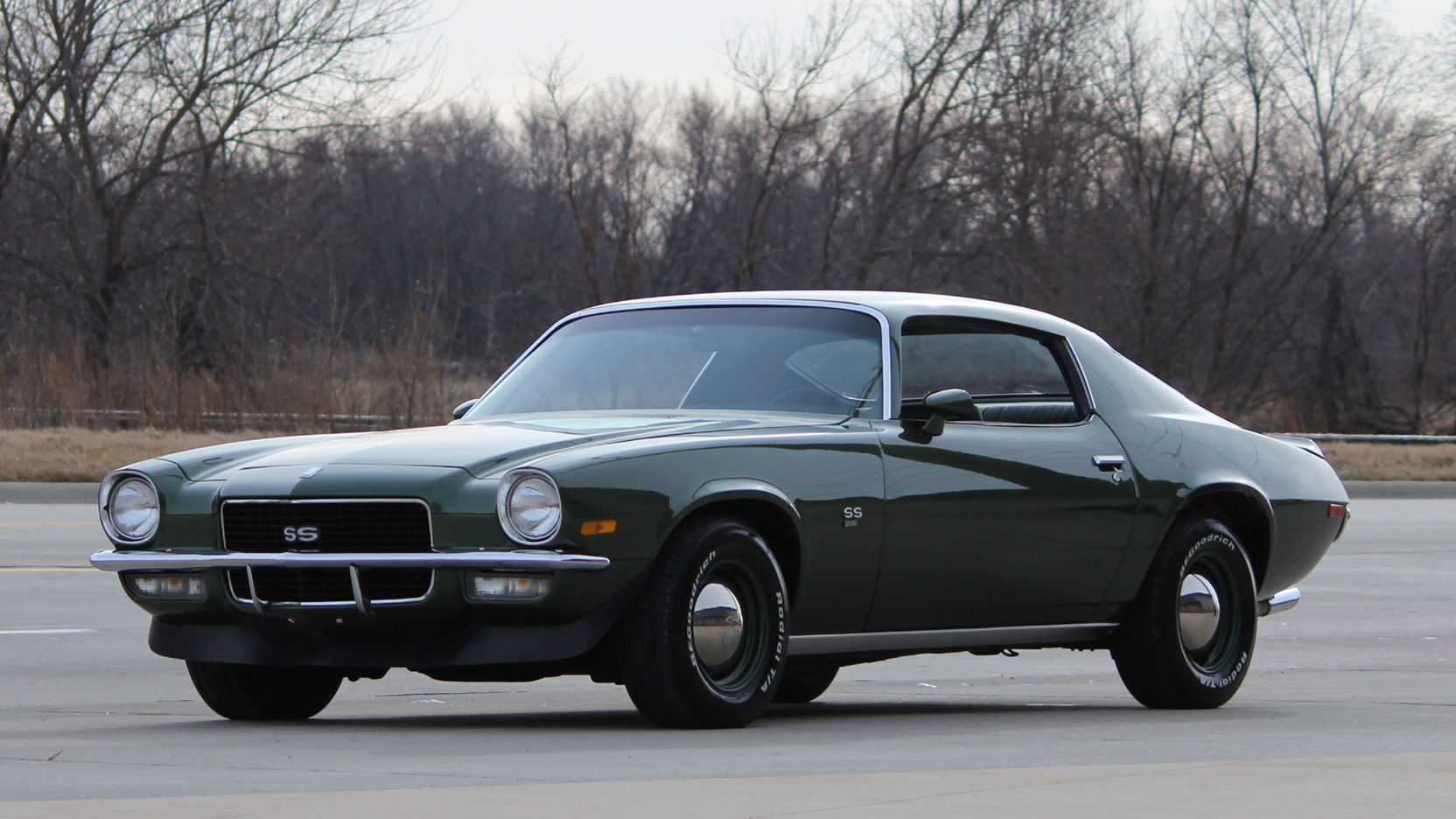 1970 Chevrolet Camaro SS L48