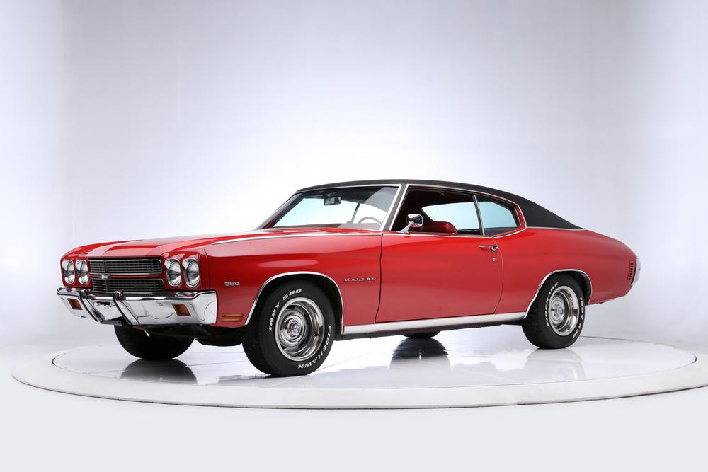 1970 Chevrolet Chevelle Malibu L48 Sport Coupe