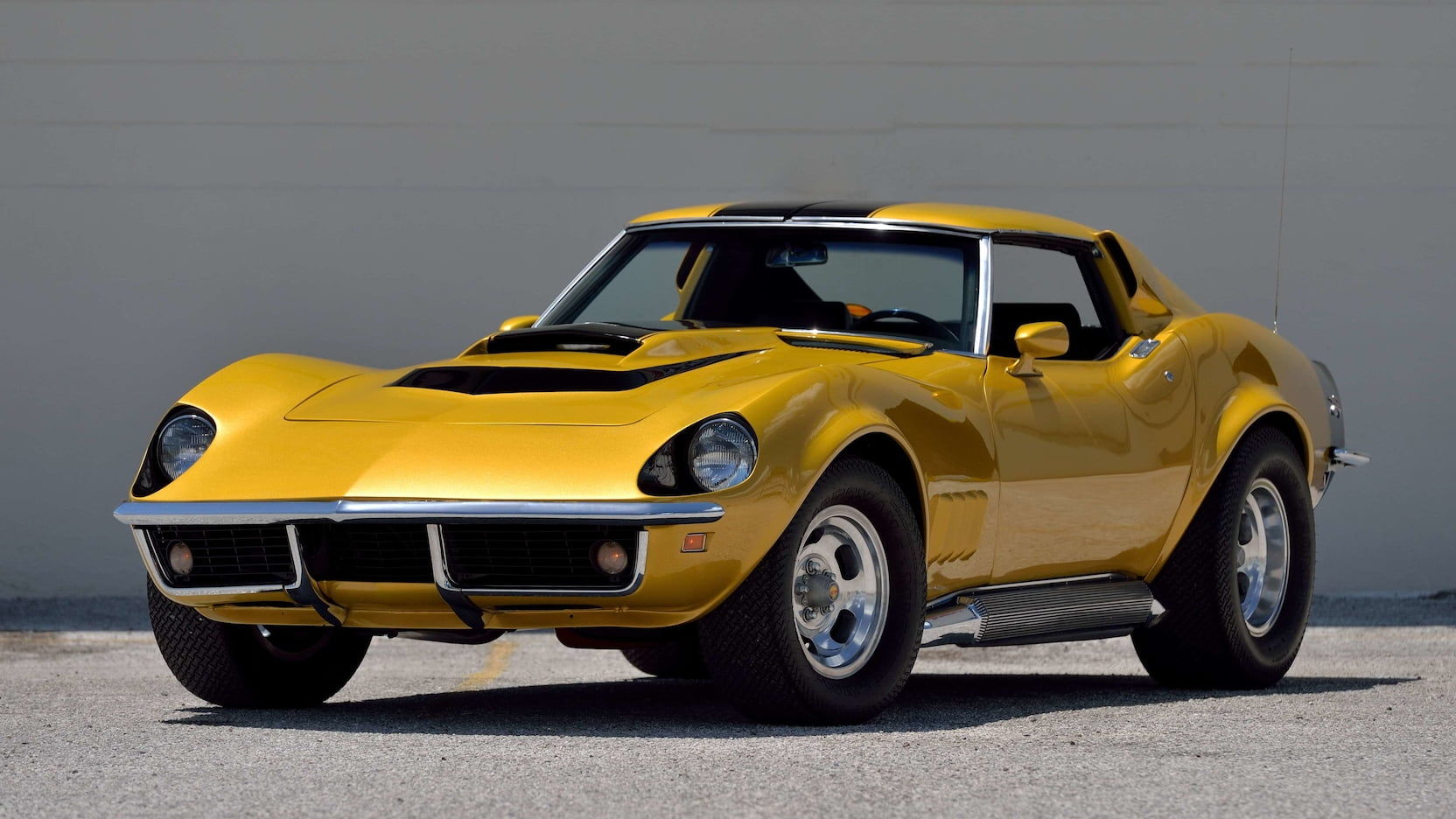 1969 Chevrolet Corvette Baldwin Motion Phase III GT