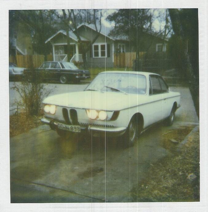 '67 BMW 2002CS
