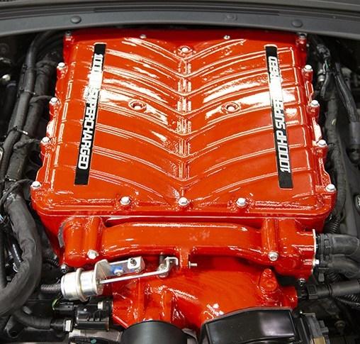 2020 1000HP Stage II Yenko/SC Camaro engine