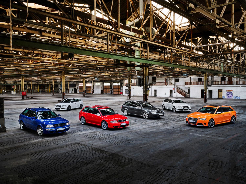Audi RS Celebration