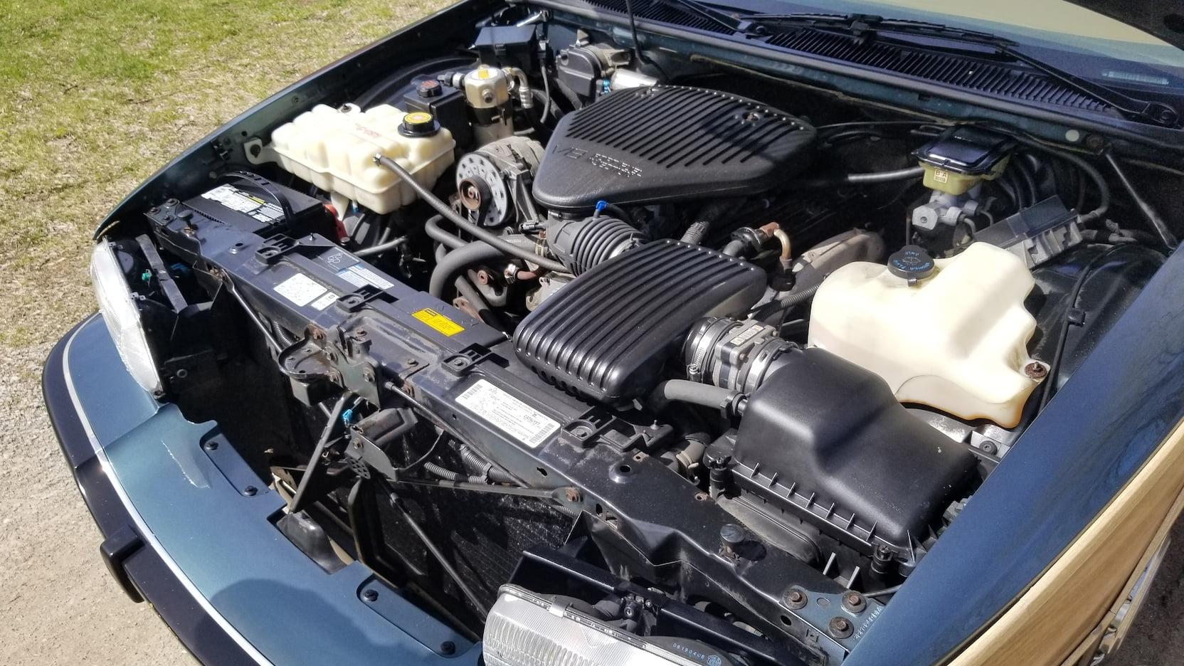 1996 Buick Roadmaster LT1 engine