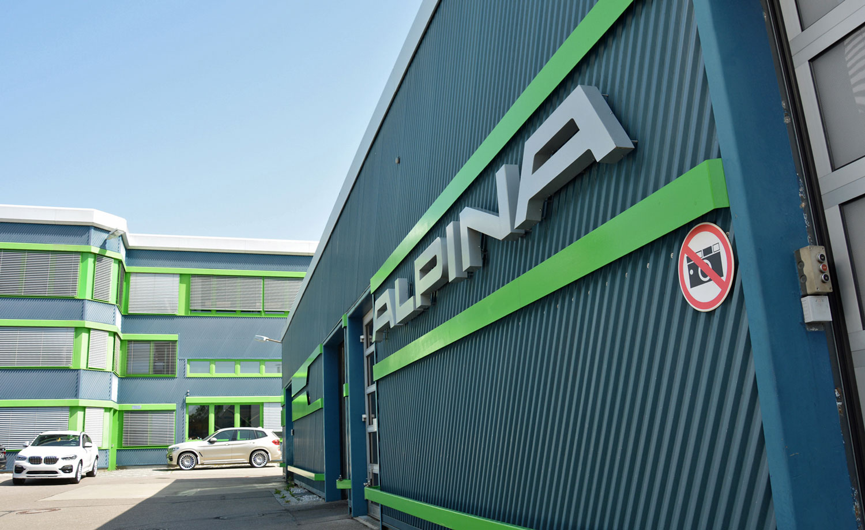 Alpina Building