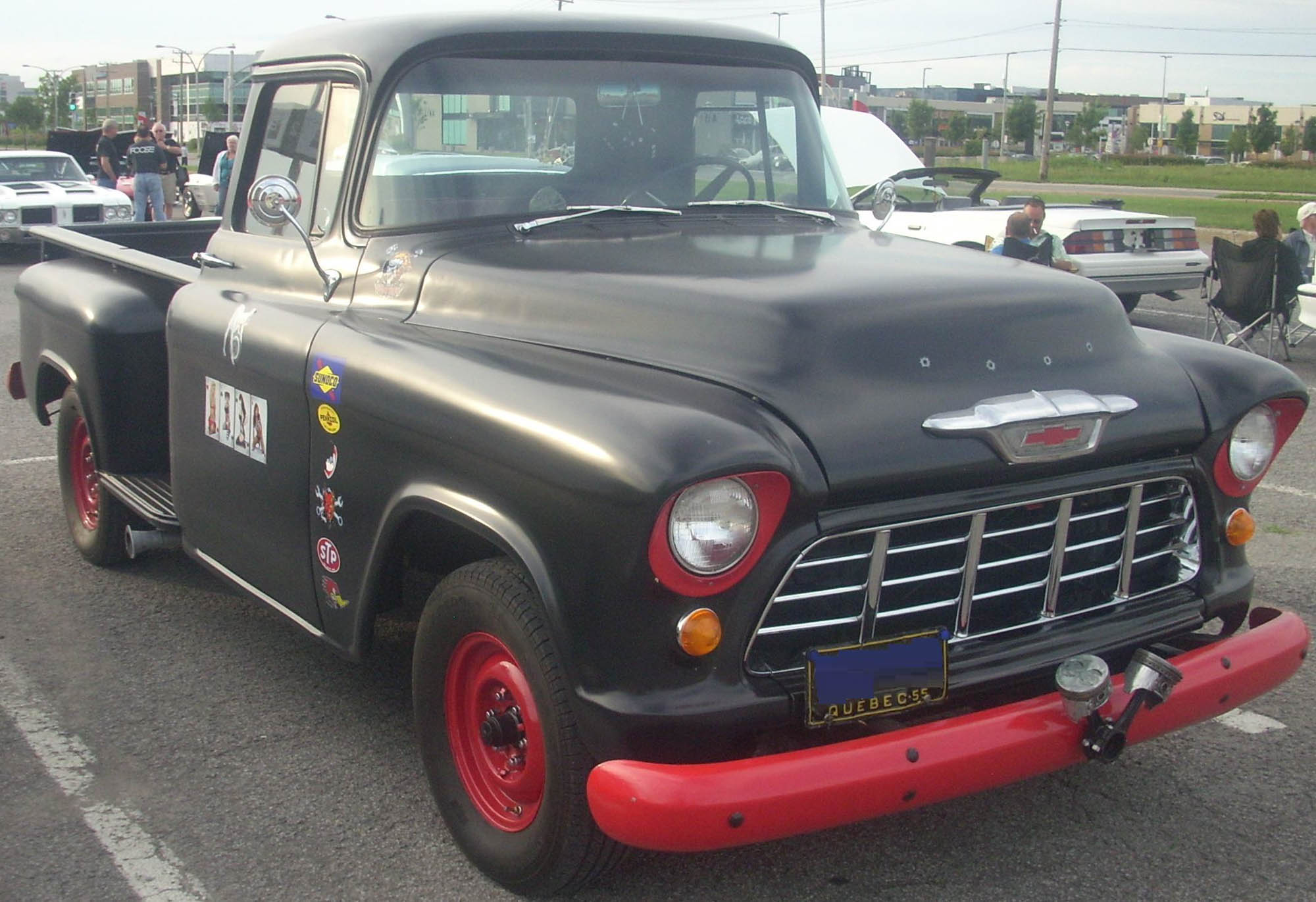 1955 Chevrolet Task-Force 3800