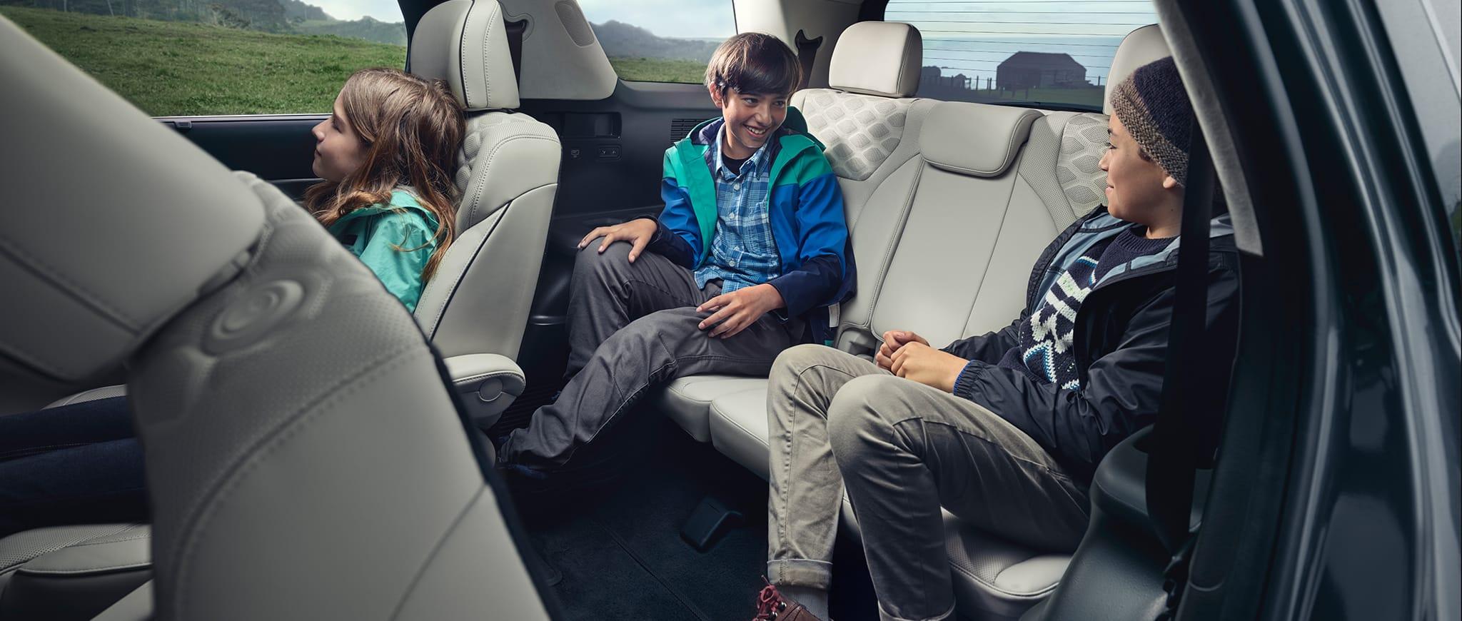 2020 Hyundai Palisade Interior