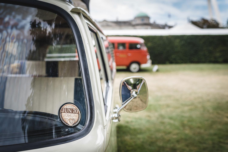 VW Type 2 Camper