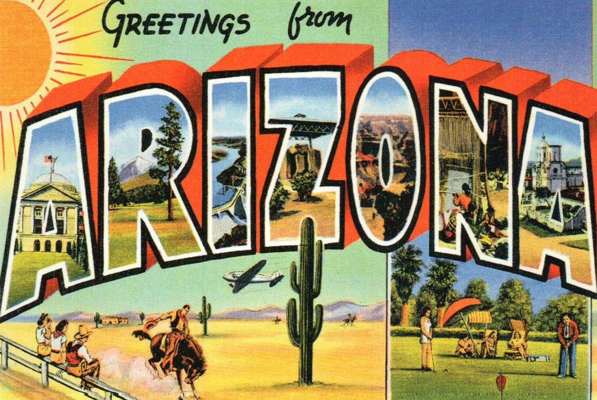 Arizona State Banner
